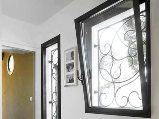 fenêtre aluminium double vitrage